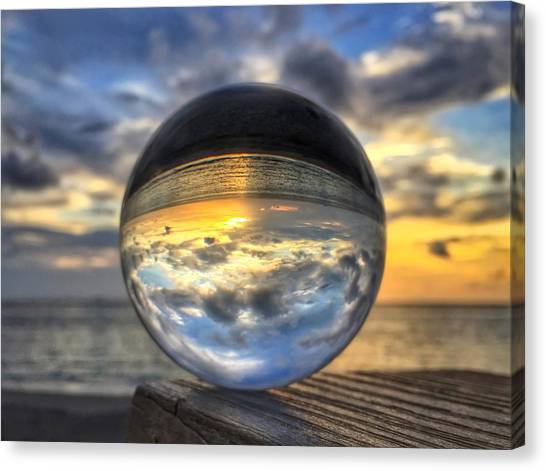 Crystal Ball 1 Canvas Print