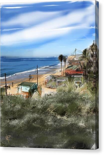 Crystal Cove Canvas Print