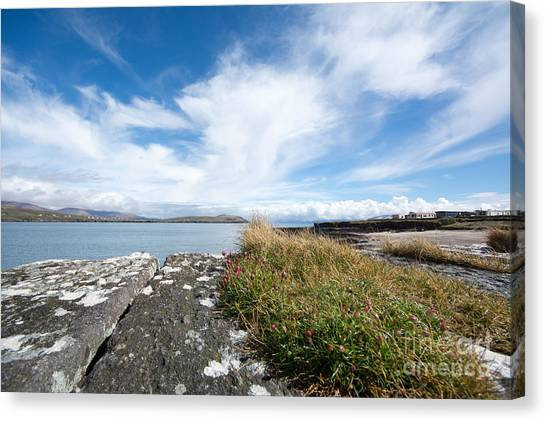 Ireland Canvas Print - Cuan, Ireland by Smart Aviation