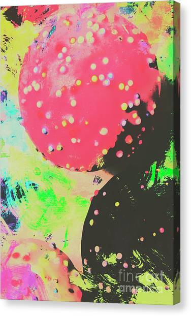 Strawberries Canvas Print - Cup Cake Birthday Splash by Jorgo Photography - Wall Art Gallery