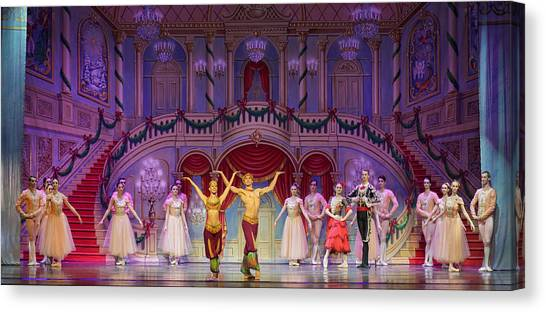Canvas Print - Curtain Call by Ron Morecraft