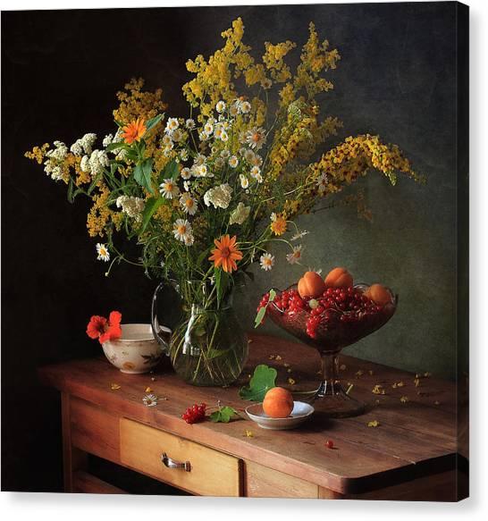 Berries Canvas Print - D? N?d?d?n?d?d?d? D? N?n?n?don?d?d?d? by ??????? ????????