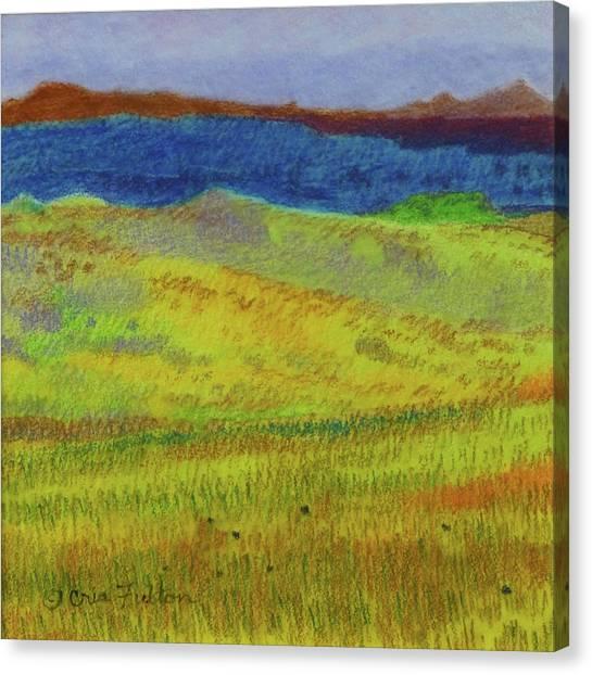 Dakota Dream Land Canvas Print