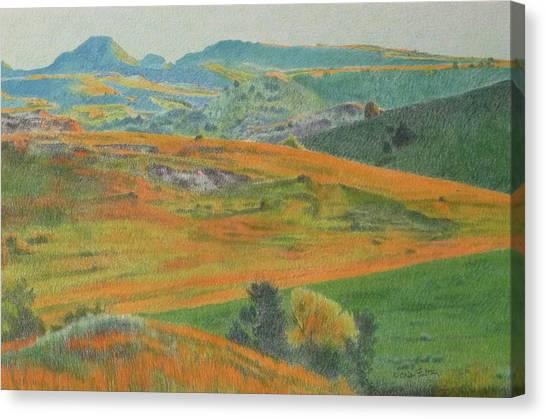 Dakota Prairie Dream Canvas Print