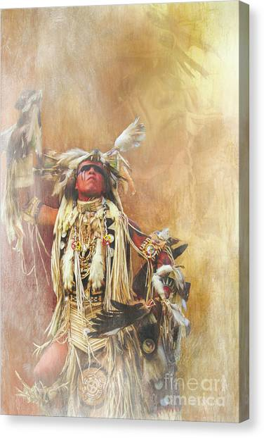 Dakota Sioux Canvas Print