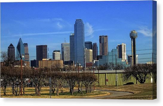 Dallas Canvas Print
