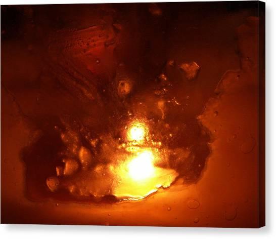 Venus Doom Canvas Print - Dante's Inferno Photos Sixteen by Sean Gautreaux