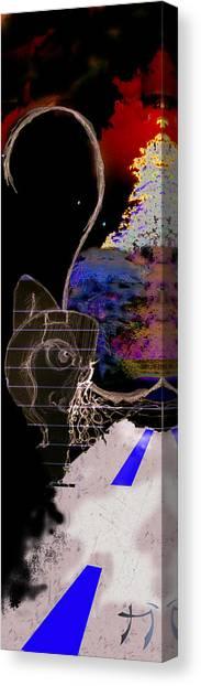 Danza Canvas Print