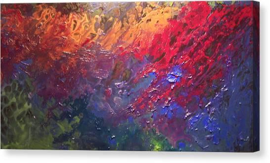 Daphne Canvas Print by Jess Thorsen