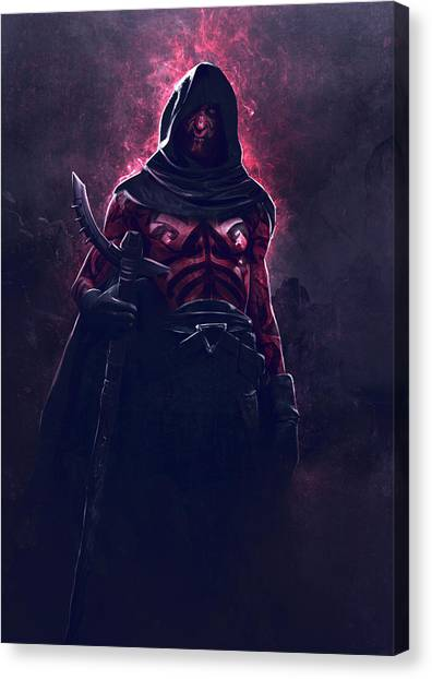 Stormtrooper Canvas Print - Darth Maul by Exar Kun