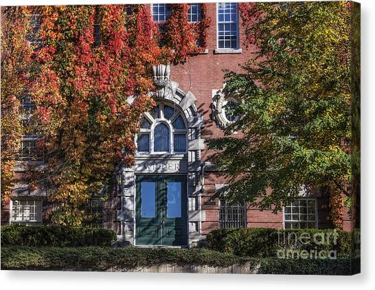 Dartmouth College Canvas Print - Dartmouth University by John Greim