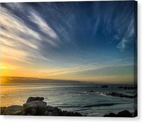 Dawn Clarity Canvas Print