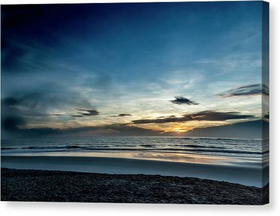 Day Breaker Canvas Print
