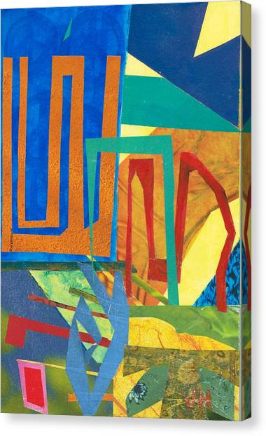 Day Tripper Canvas Print by Jerry Hanks
