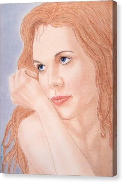 Daydreams Canvas Print by Nicole I Hamilton