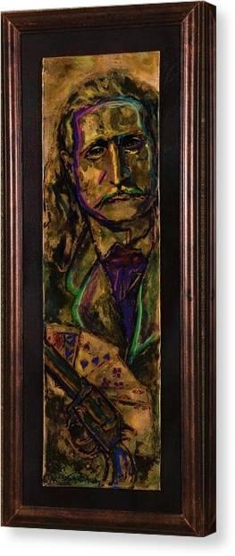 Dead Man's Hand Canvas Print