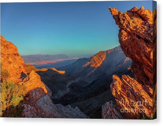 Death Valley 1 Canvas Print