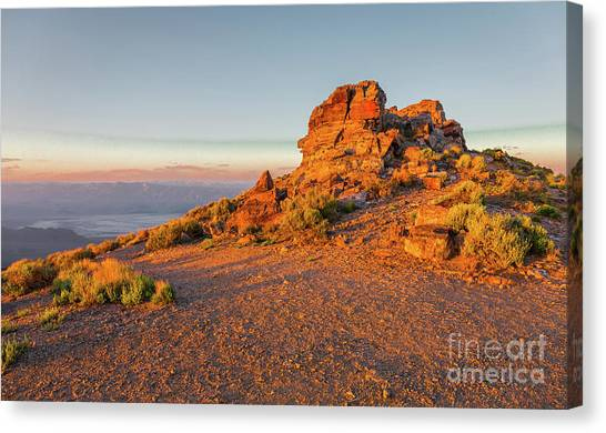 Death Valley 2 Canvas Print
