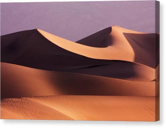 Golden Gate Bridge Canvas Print - Death Valley Dunes by Matt  Trimble