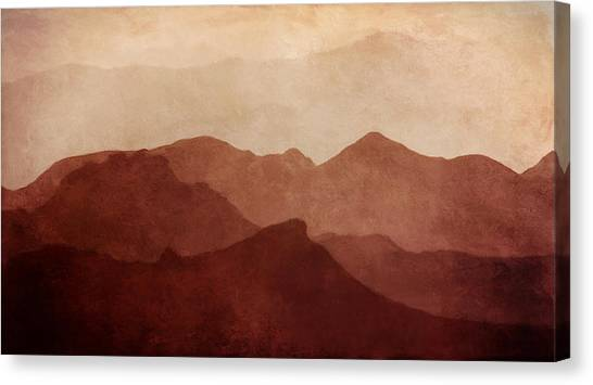 Bases Canvas Print - Death Valley by Scott Norris