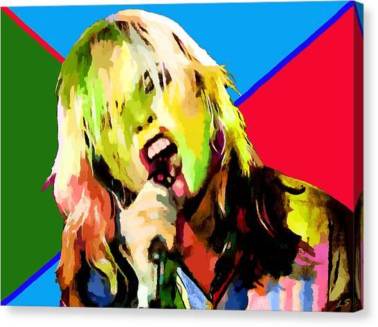 Debbie Harry Collection - 1 Canvas Print
