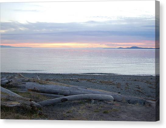 Deception Pass State Park Canvas Print by Robert Ashbaugh