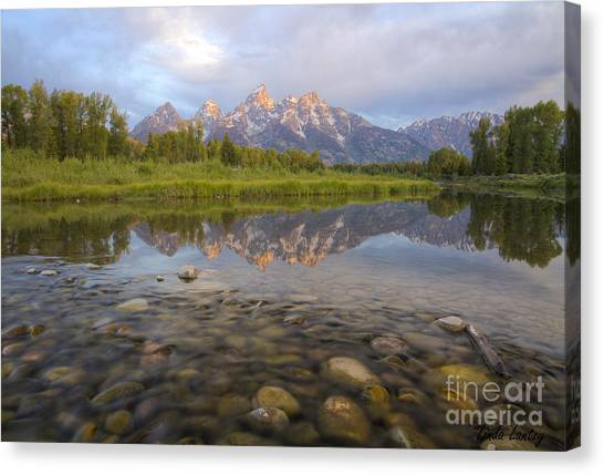Deceptive Calm Canvas Print