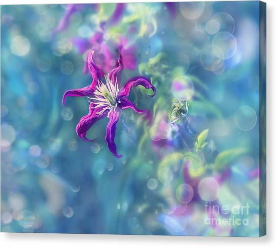 Dedicated To... Canvas Print