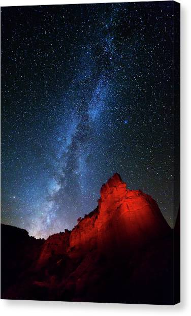 Big West Canvas Print - Deep In The Heart Of Texas - 1 by Stephen Stookey