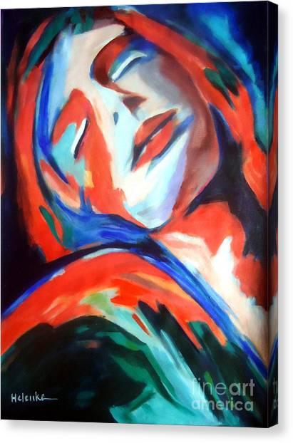 Deepest Fullness Canvas Print