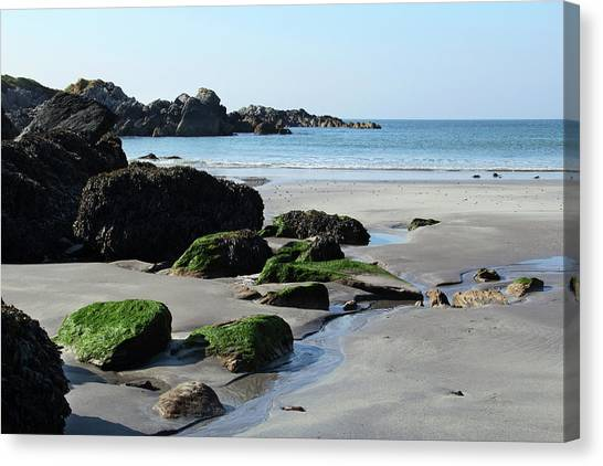 Derrynane Beach Canvas Print