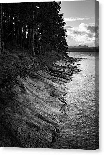 Descanso Bay Canvas Print