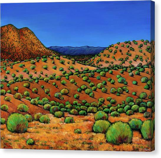 Landscapes Canvas Print - Desert Afternoon by Johnathan Harris