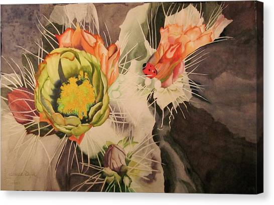 Desert Grace Canvas Print