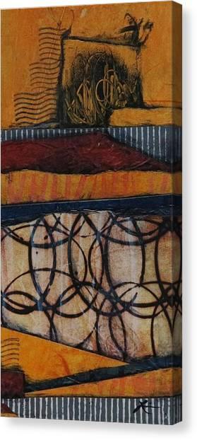Canvas Print - Desert Heat by Laura Lein-Svencner