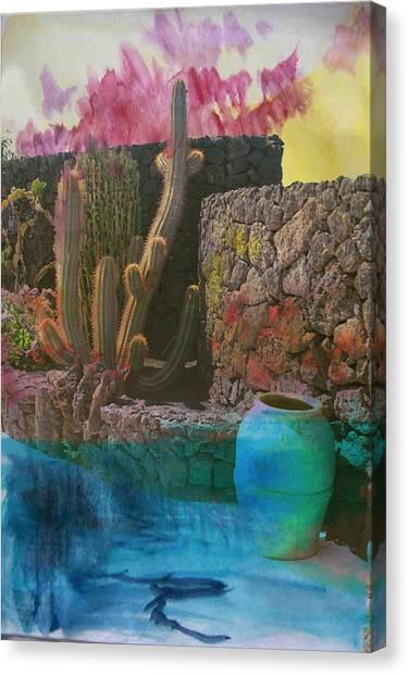 Canvas Print - Desert Landscape by Contemporary Art