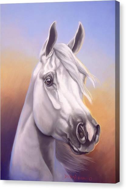Desert Prince Canvas Print