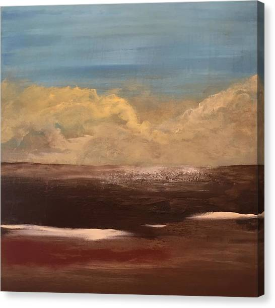 Desert Sands Canvas Print