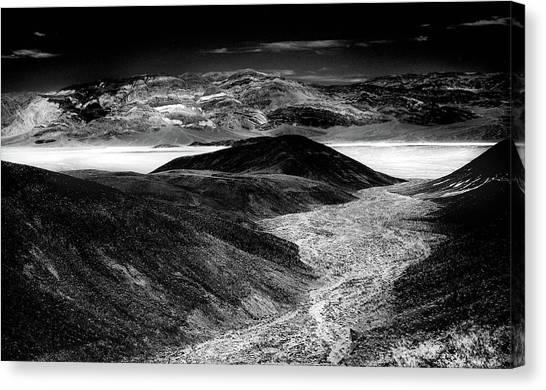 94007 Desert Twilight Canvas Print