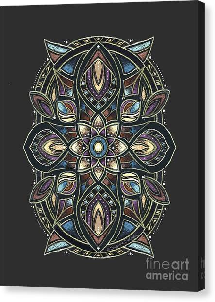 Design 222 A Canvas Print