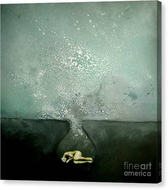 Despair 2 Canvas Print