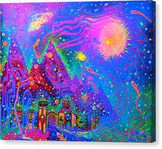 Dg00010 Canvas Print by Adam Slater