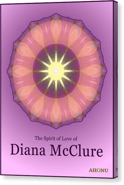 Diana Mcclure Canvas Print