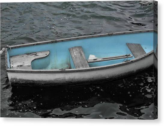 Dinghy Canvas Print by JAMART Photography