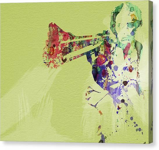 Film Canvas Print - Dirty Harry by Naxart Studio