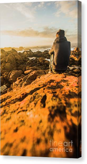 Young Adults Canvas Print - Discovering Wonderful Tasmania by Jorgo Photography - Wall Art Gallery