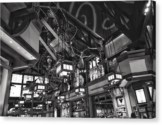 Disney Store  Canvas Print