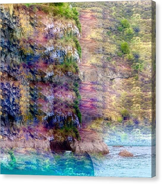 Edit Canvas Print - Dissociation  by Ryan Tuck