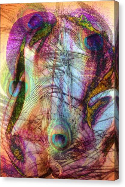 Dissolution 22 Canvas Print