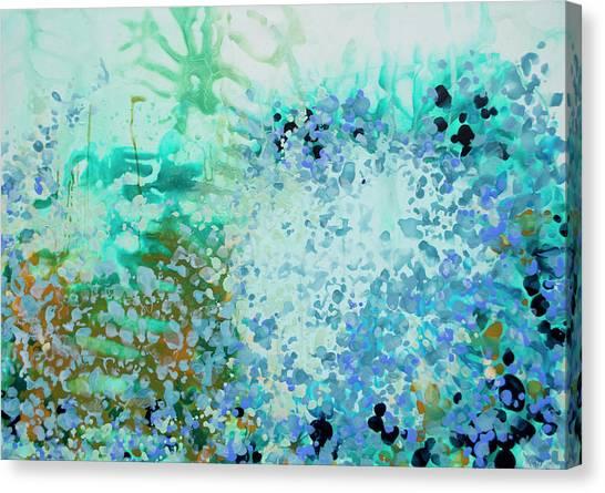Canvas Print - Dive In by Claire Desjardins